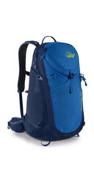 Lowe Alpine Eclipse 25 Daypack giro/blue print